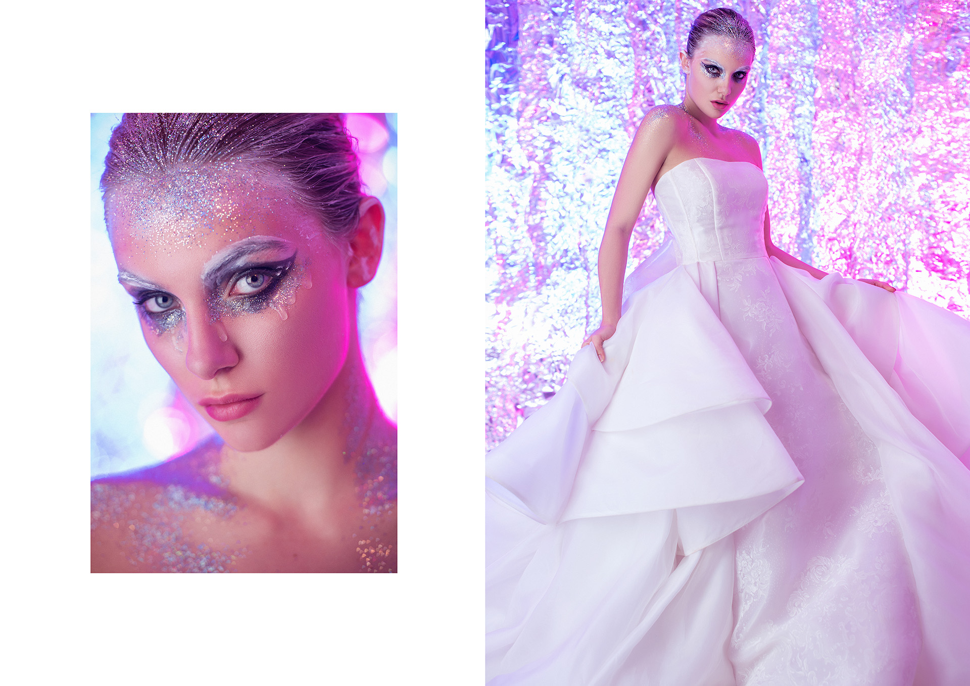Love Fusion - Wedding Editorial