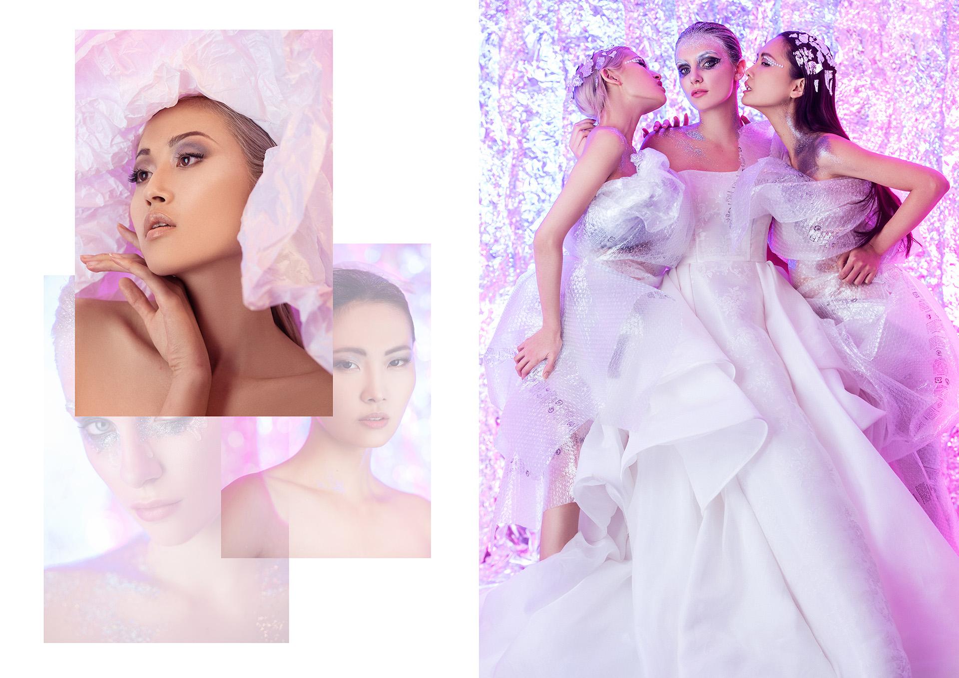 Love Fusion - Wedding Editorial