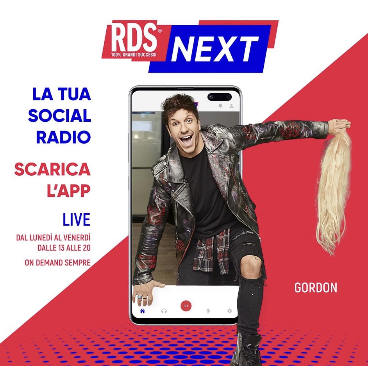 RDS NEXT - GORDON